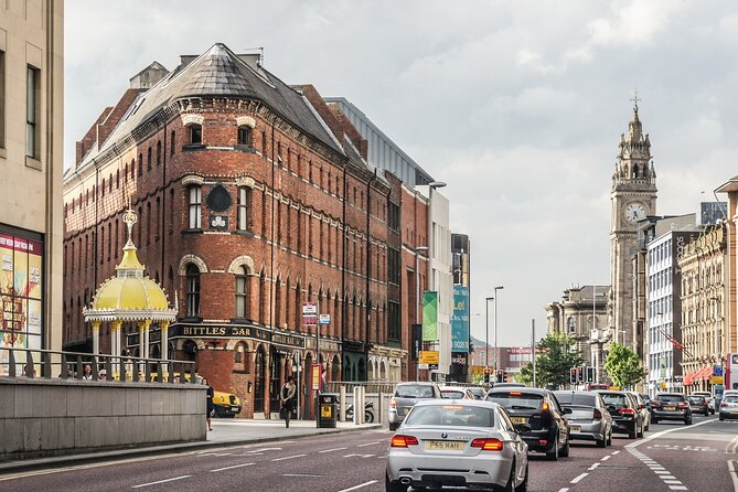 Belfast Like a Local: Customized Private Tour