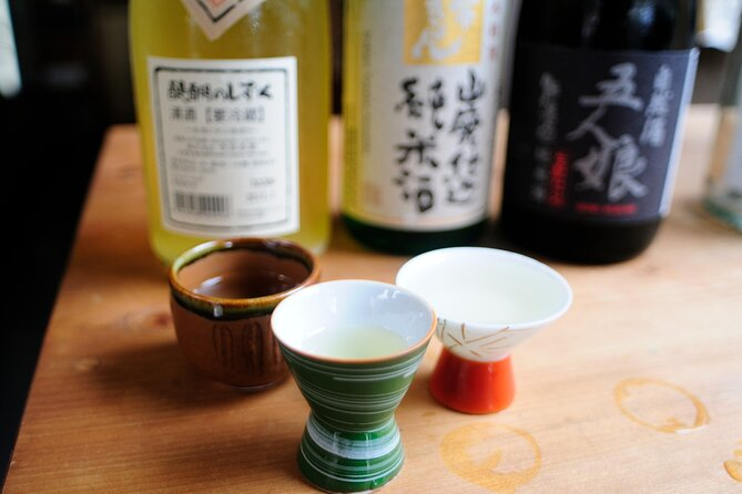 Virtual Private Lessons About Sake