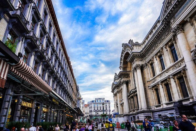 Brussels Like a Local: Customized Private Tour