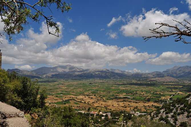 Combined Guided Tour to Lasithi Plateau & Knossos Palace