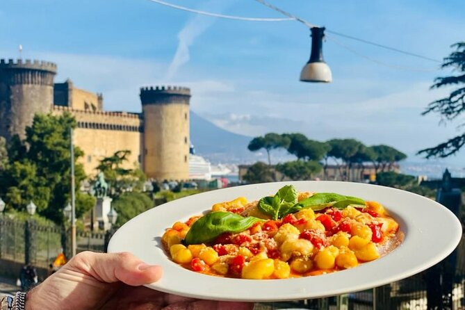 Sorrento-Style Gnocchi Class and Wine Tasting in Naples