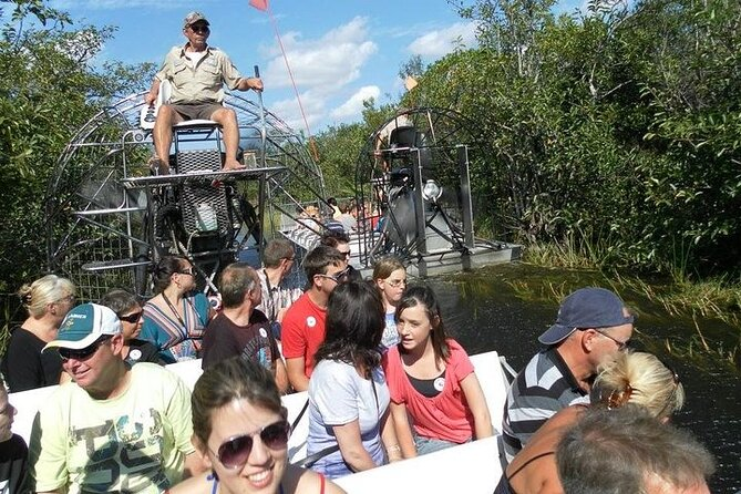 Florida Everglades Airboat Tour from Fort Lauderdale