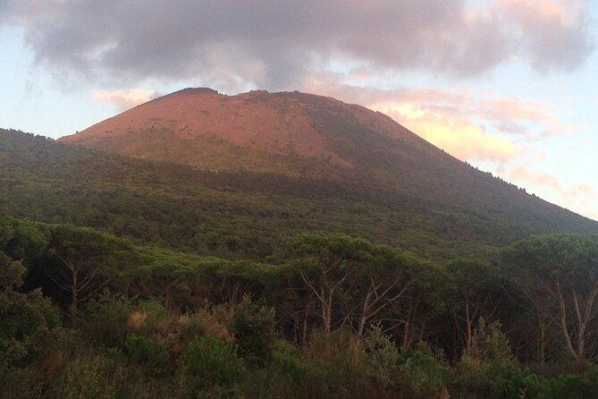 Vesuvius and Capri Trekking and Sailboat tour 3 days
