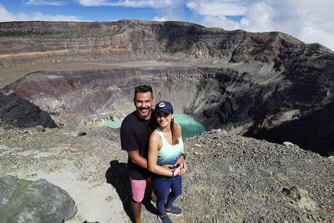 Day Tour- Santa Ana Active Volcano + Panoramic View Lake Coatepeque