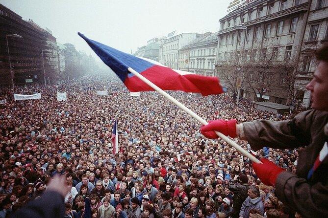 Communist Prague Live Virtual Tour