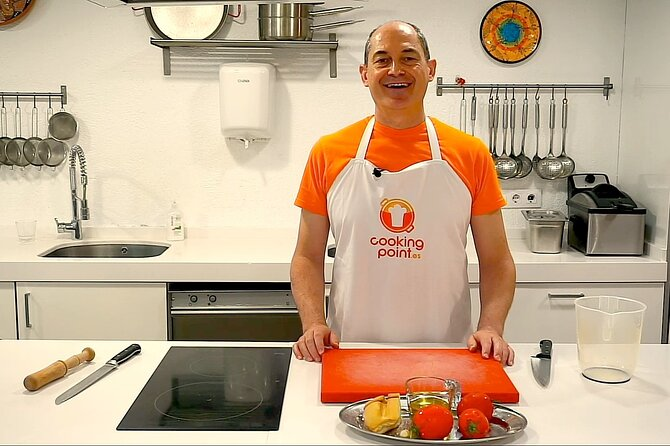 2-hour Online Spanish Cooking Class