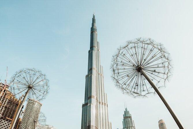 Burj Khalifa and Dubai Aquarium Combo Admission Ticket