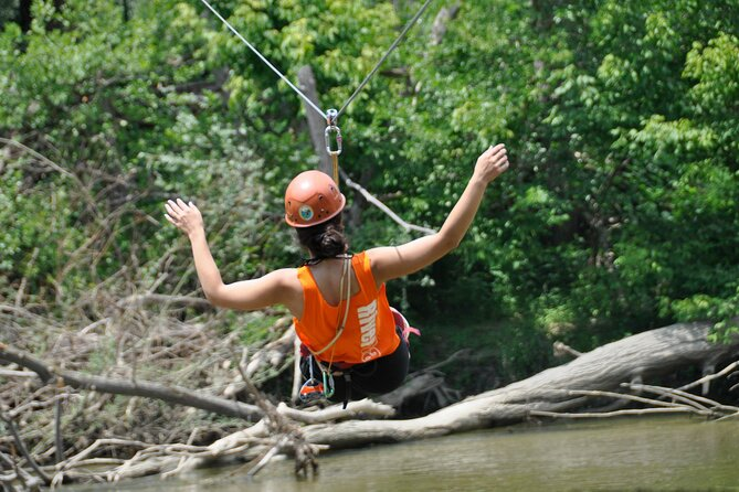 Nestos River Zip Line Adventure