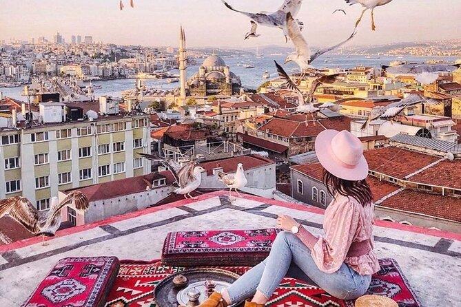 Instagram Istanbul Tour - RosetheGuide