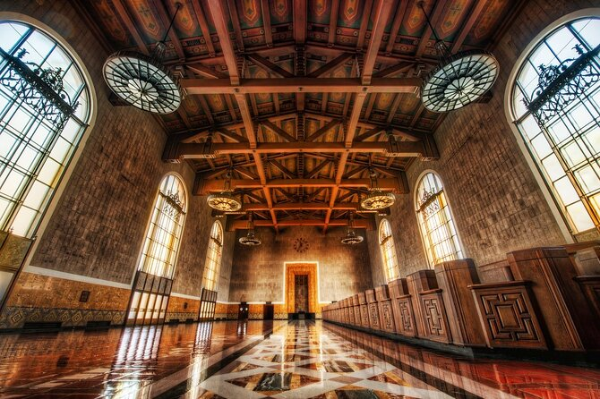 Private History and Architecture Tour of DTLA