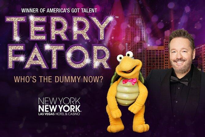 Terry Fator in het Mirage Hotel en Casino