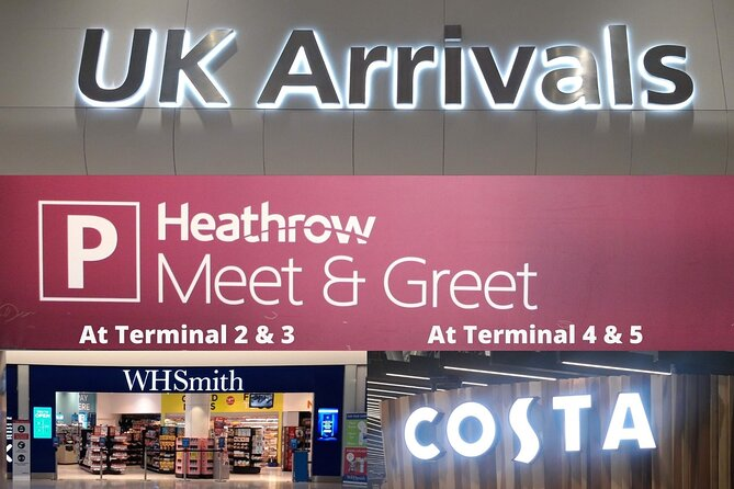Private Transfer Arrival or Departure Heathrow Airport/ London