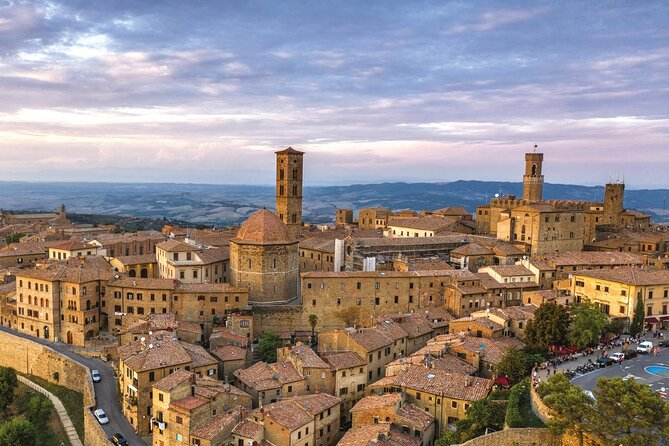 4 Days Guided Tour of Chianti by Bus from Florence Train Station and Airport