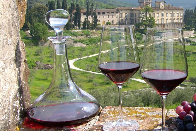 4 Days All Inclusive Tour of Chianti by Bus from Rome Airport / Station