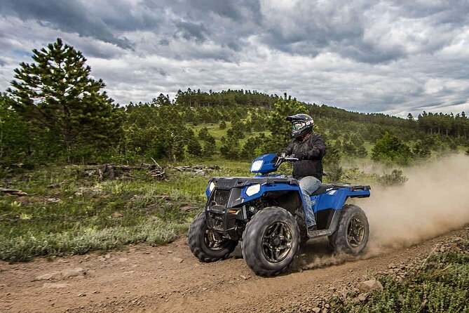 Quad Bike Safari in the Wilderness (ATV)