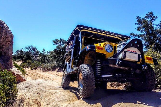 Zion Jeep Tour Premium Package - Morning Tour