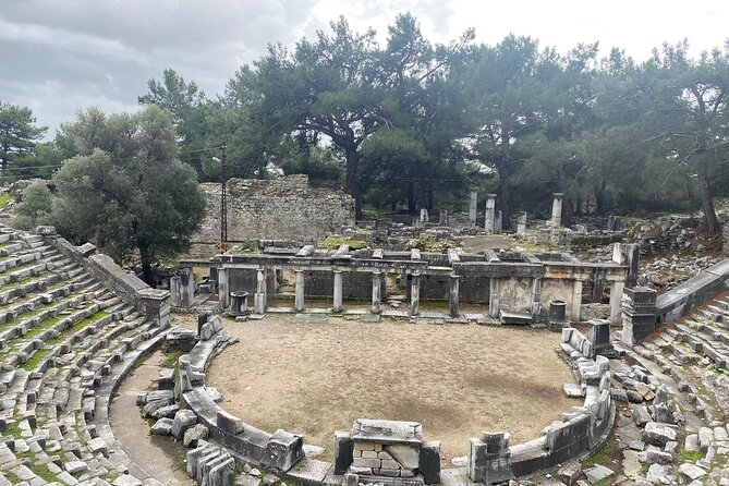 4-day Small-Group Ancient Tour Ephesus, Pamukkale, Pergamum