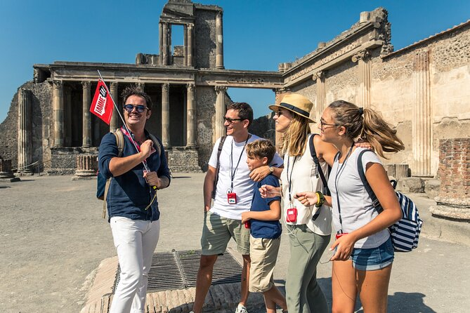 Skip the line Exclusive Private Tour of Pompeii with Local Guide