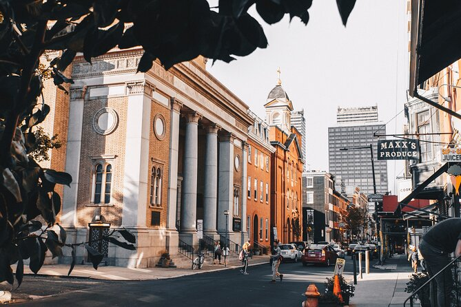 Private Walking Highlights Tour of Philadelphia
