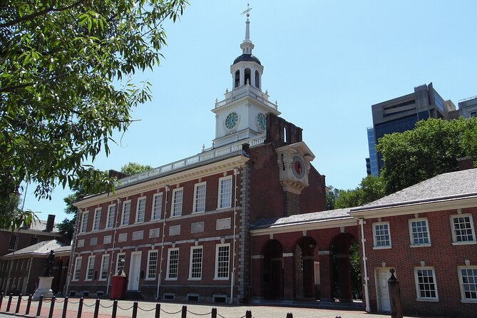 Private Architectural Walking Tour of Colonial Philadelphia