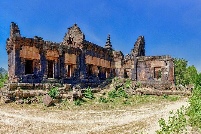 The Pre-Angkor Temples near Phnom Penh