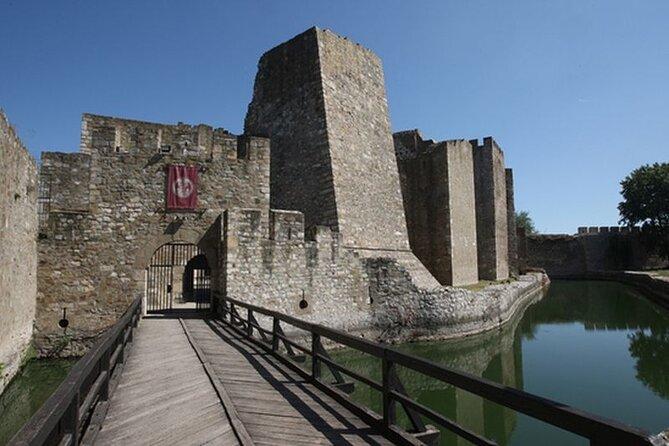 Serbia Smederevo fortress Danube Victor Tours