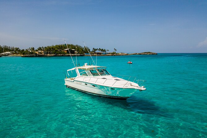 Private Boating Adventure for Snorkeling or Fishing in Nassau - 38ft boat