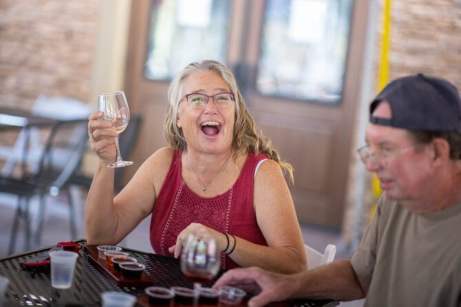Fredericksburg Winery Tour with Lunch and Tastings Included