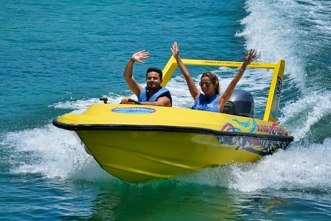 Mangrove Jungle Speedboat Experience