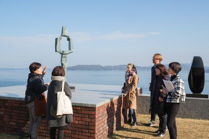 Kagawa Art History Private Half-Day Tour from Takamatsu