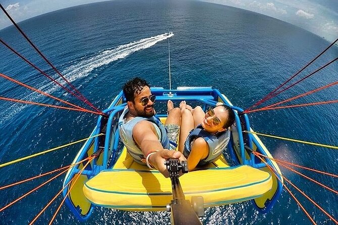 Sky Rider Oceanside Parasailing Experience in Cancun