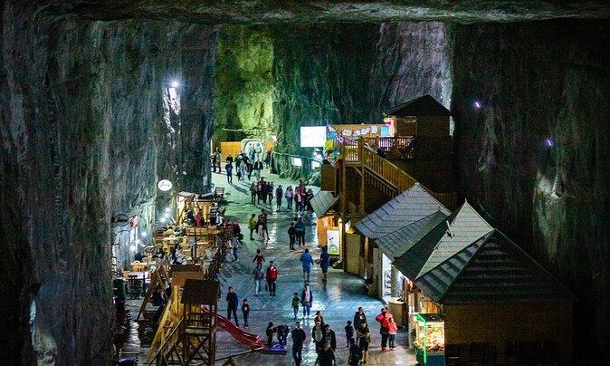 The World's Coolest Underground Attractions