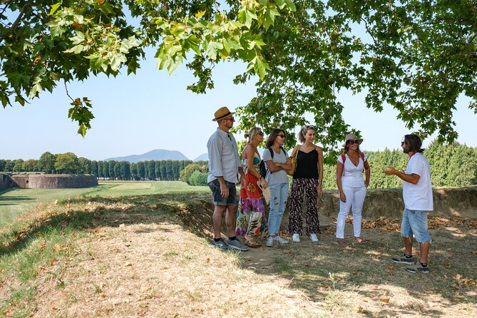Flavours of Lucca Small Group Art, History, Food and Wine tastings Tour