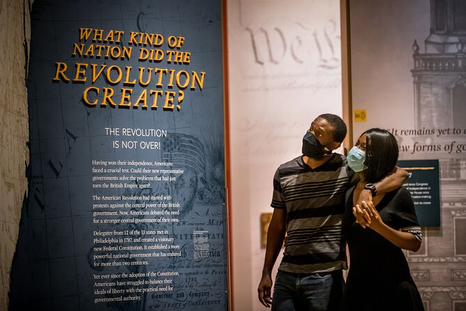 Museum of the American Revolution - Early Access Guided Tour