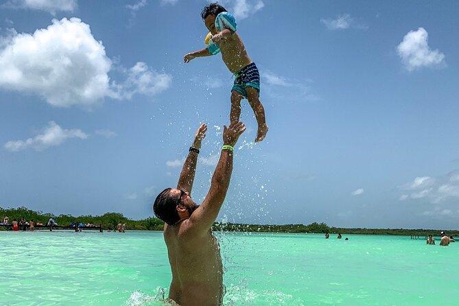 Full day tour! 3 Cenotes,1 Lagoon and Playa Paraiso