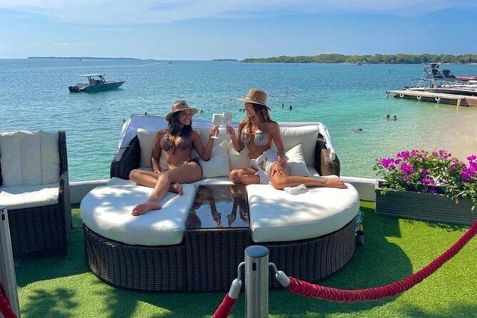 Bora Bora Cartagena - Beach Club - Full Day Experience