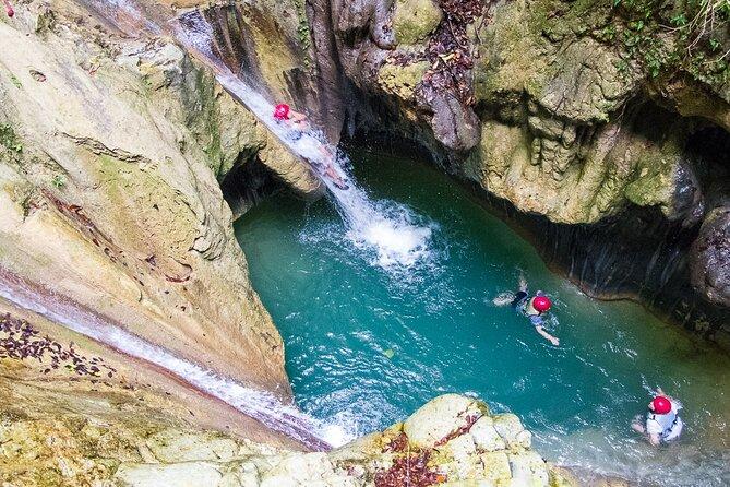 Adventure to the 27 Damajagua Falls from Santo Domingo