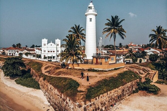 Galle Fort Walking Tour with a Guide