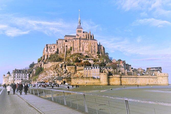 Mont Saint Michel - Amazing Day from Paris