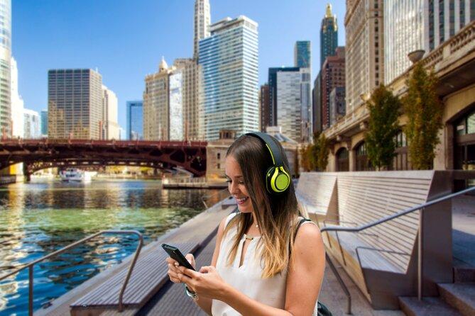 Chicago Riverwalk Self-Guided Walking Tour