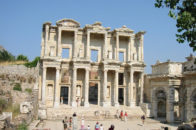 Full Day Ephesus Shore Excursion - ENTRANCE FEES ARE INCLUDED