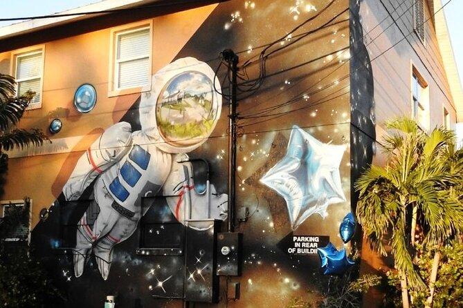 Eau Gallie Arts District Mural Walking Tour