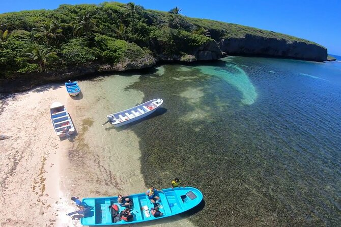 Private Tour to Playa Frontón and Rincon from Santo Domingo