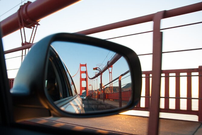 Gold Rush to Golden Gate: Self-Guided Tour of San Francisco