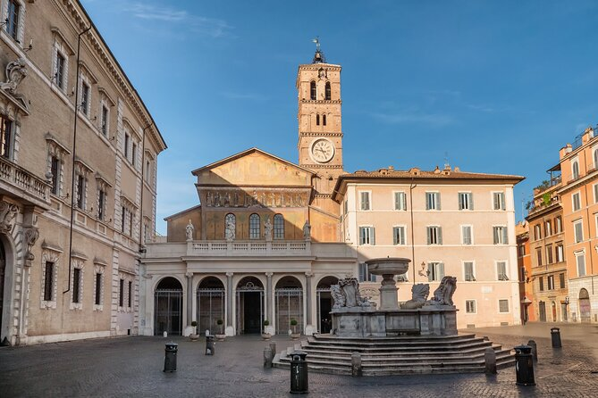 Heart of Renaissance and Roman Cuisine Walking Tour in Rome