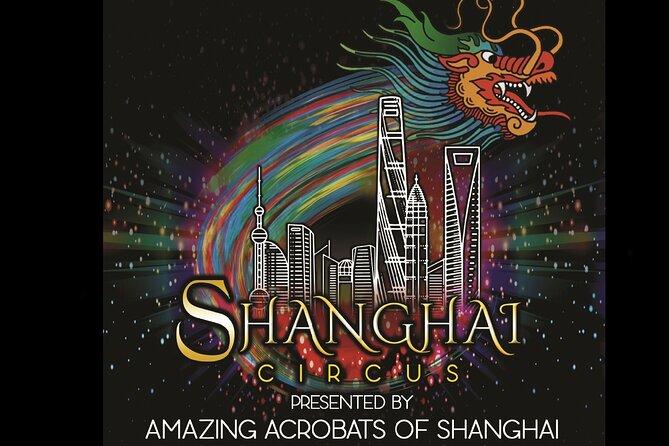 Amazing Acrobats Of Shanghai, de beste Acrobat Show van Branson!