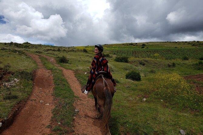 4 jours à cheval au Machu Picchu au départ de Cusco