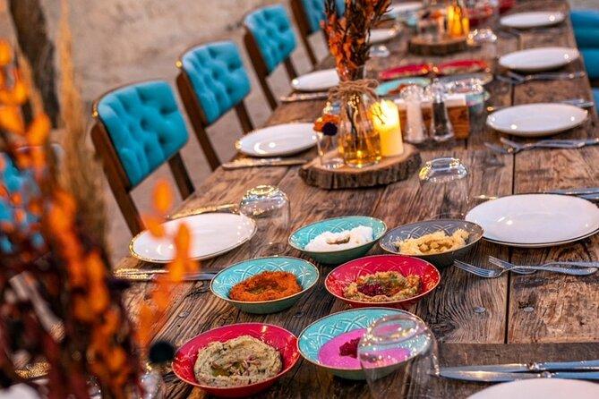Private Cappadocia Secret Valley Dinner