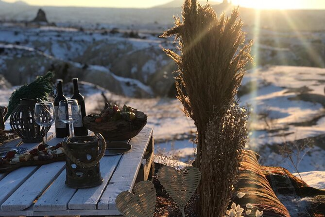 Private Sunset and Wine Tasting Experience from Nevşehir