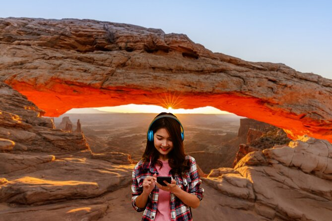 Canyonlands National Park Self-Driving Tour
